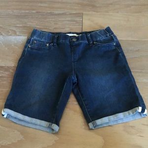 Tractr Bottoms - Tractor stretch jean shorts